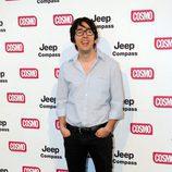 El humorista Flipy en los Premios Pétalo