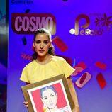 Inma Cuesta, de 'Águila Roja', Mejor Actriz en los Premios Pétalo