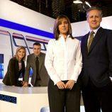 Presentación de los nuevos informativos de TVE