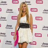 La cantante Natalia en los Premios Pétalo