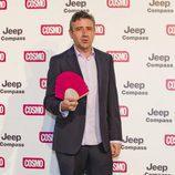 Ramón Arangüena en los Premios Pétalo