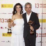 Pilar Punzano e Imanol Arias de 'Cuéntame cómo pasó' en los ATV 2011