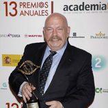 José María Íñigo, Premio a Toda una Vida de la Academia de Televisión