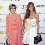 Laura Valenzuela y Lara Dibildos en los ATV 2011