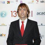 Ismael Beiro, ganador de 'Gran hermano 1', en los Premios de la ATV