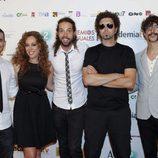 El equipo de 'El hormiguero' en los Premios de la Academia de Televisión