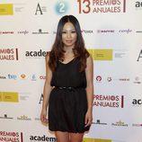 Usun Yoon de 'El intermedio' en los Premios de la Academia de Televisión 2011
