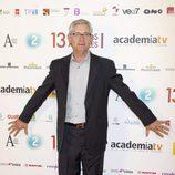 Josema Yuste en la entrega de Premios de la Academia de Televisión 2011