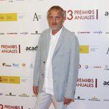 Jordi Rebellón de 'Hospital Central' durante la entrega de los Premios ATV 2011