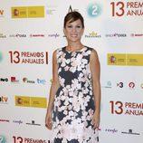 Mara Torres durante la entrega de los Premios de la Academia de Televisión 2011