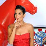 Lorena Castell en 'No le digas a mamá que trabajo en la tele'