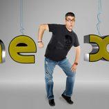 Flo, presentador de 'Otra movida' en Neox