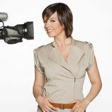 La periodista Cristina Villanueva
