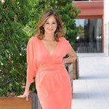 Ana Rosa en los estudios de Telecinco