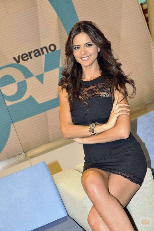 Romina belluscio colaboradora de 39 espejo p blico 39 en for Espejo publico verano