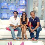 Maxim Huerta, Carmen Alcayde y Joaquín Prat presentan 'El programa del verano'