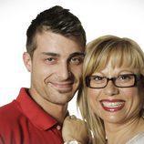 David Olid y su madre Julia de '¿Quién quiere casarse con mi hijo?'