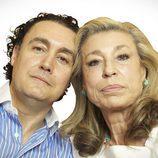 José Luis de la Guardia y su madre Toya de '¿Quién quiere casarse con mi hijo?'
