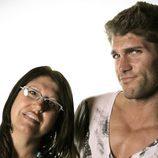 Rubén Poveda y su madre Rosi de '¿Quién quiere casarse con mi hijo?'