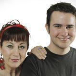 Daniel del Río y su madre Pilar de '¿Quién quiere casarse con mi hijo?'