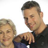 Luis Ángel Ares y su madre Carmen en '¿Quién quiere casarse con mi hijo?'