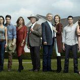 Elenco al completo de la nueva 'Dallas' de TNT