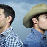 Jesse Metcalfe y Josh Henderson en 'Dallas'
