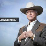 Larry Hangman será de nuevo JR Ewing en la nueva 'Dallas'