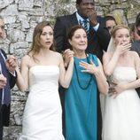 Dos novias en 'De cómo hay cadenas que son imposibles de romper'
