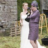 María Esteve y Lulú Palomares en el último capítulo de 'Doctor Mateo'