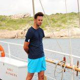 Jaime Santana, jugador de waterpolo y concursante de 'El barco: Rumbo a lo desconocido'