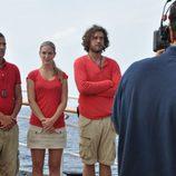 Tripulación de 'El barco: Rumbo a lo desconocido'
