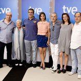TVE presenta 'Plaza de España'