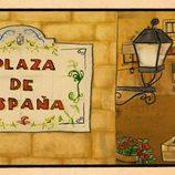 Logo de 'Plaza de España'