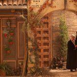 Remedios y su abuela Vicenta en 'Plaza de España'