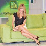 Ainhoa Arbizu presenta en verano de 2011 'El diario'