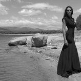 Posado de Ana Rujas en Overlay Magazine