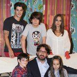 La familia protagonista de 'Los protegidos'