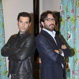 Javier Mora y Antonio Garrido
