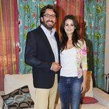 Antonio Garrido y Marta Torné