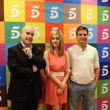 Antonio Resines, Alexandra Jiménez y Alberto San Juan