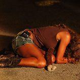 Sonia Monroy llora en 'Supervivientes 2011'