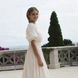 Amaia Salamanca, vestida de época para 'Gran Hotel'