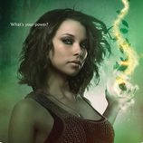 Jessica Parker Kennedy, la madre naturaleza en 'The Secret Circle'