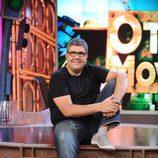 Florentino Fernández, presentador de 'Otra movida'