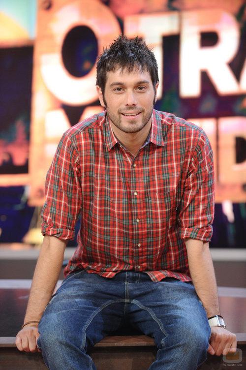 Dani Martínez, presentador de 'Otra movida'