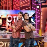 Dani Martínez y Raúl Goméz en 'Otra movida'