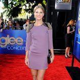 Heather Morris en el estreno de 'Glee: The 3D Concert Movie'
