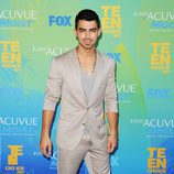 Joe Jonas en los Teen Choice Awards 2011