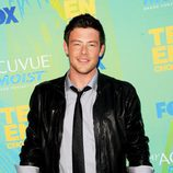 Cory Monteith en los Teen Choice Awards 2011